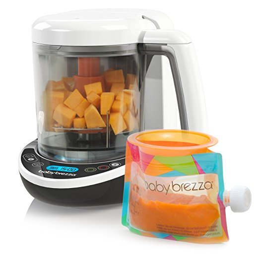 Baby Brezza Small Baby Food Maker Set