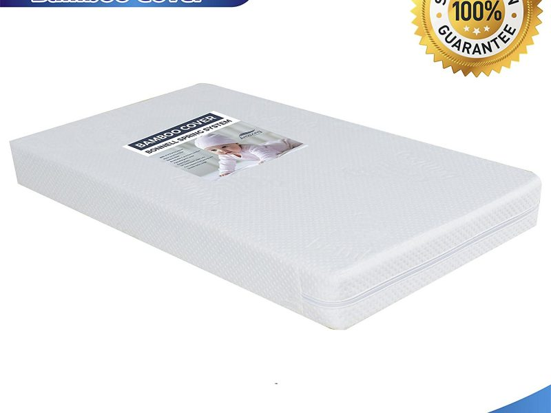 Baby Crib and Toddler Bed Mattress