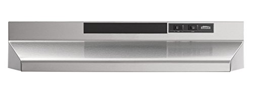 Broan 403004 30 In. Stainless Steel Ducted Range Hood