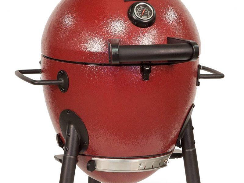 Char-Griller Akorn Jr. Kamado Kooker Charcoal Grill