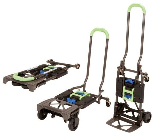 Cosco Shifter 300-Pound Capacity Multi-Position Heavy Duty Folding Hand Truck