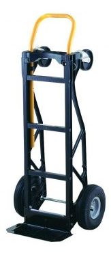 Harper Trucks 700 lb Capacity Glass Filled Nylon Convertible Hand Truck and Dolly