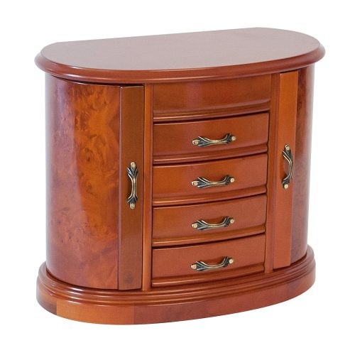 Jewelry Box Leigh Wooden