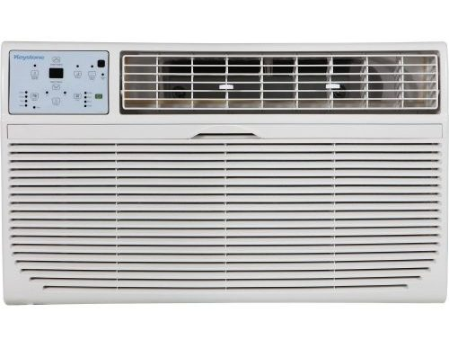 Keystone KSTAT10-1C 10000 BTU 115V Through-the-Wall Air Conditioner