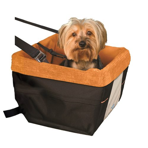 Kurgo Skybox Dog Booster Seat for Cars and Dog Car Seat