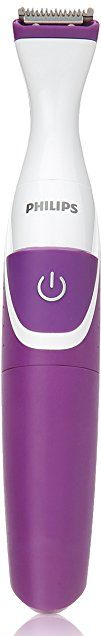 Philips Bikini Genie BRT383 Cordless Women's Trimmer for Bikini Line