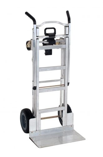 Roll over image to zoom in Cosco Cosco 3-in-1 Aluminum Hand Truck/Assisted Hand Truck-Hand Trucks
