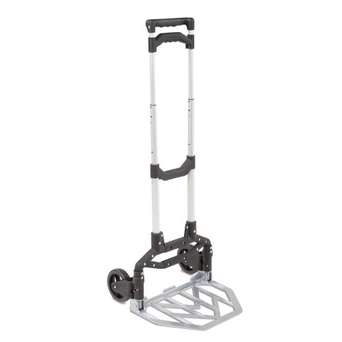 Seville Classics Folding Hand Truck & Dolly, 150 lbs