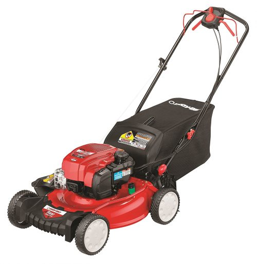 Troy-Bilt TB330 163cc 21-inch 3-in-1 Rear Wheel Drive Self-Propelled Lawnmower