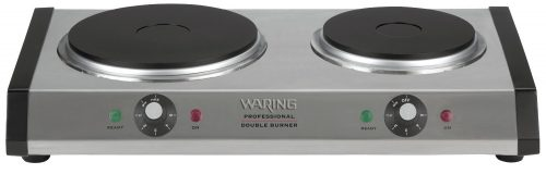 Waring DB60 Portable Double Burner-Portable Stove Tops