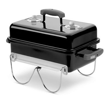 Weber 121020 Go-Anywhere Charcoal Grill