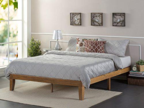 Zinus 12 Inch Wood Platform Bed