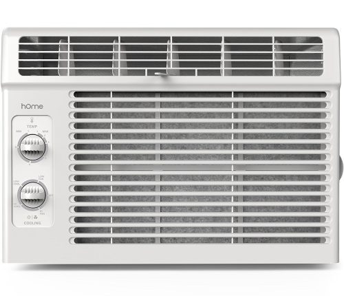 hOme 5000 BTU Window Mounted Air Conditioner