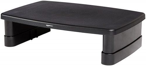 AmazonBasics Adjustable Monitor Stand