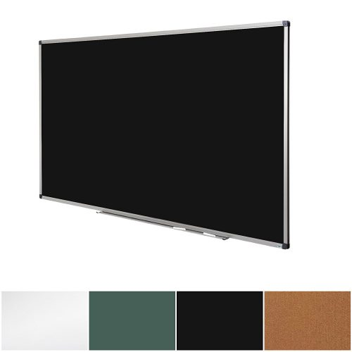 Black Magnetic Chalk Board-Chalkboards
