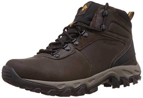 Columbia Men's Newton Ridge Plus II Waterproof Hiking Boot-Waterproof Boots