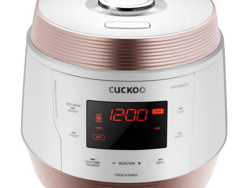 Cuckoo 8 in 1 Multi Pressure cooker