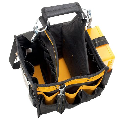 DEWALT DG5582 11-Inch Electrical and Maintenance Tool Carrier-Electrician Tool Bags