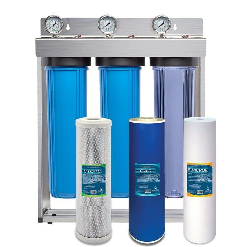 Express Water Whole House Water Filter System