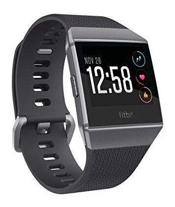 Fitbit Ionic Smartwatch-Waterproof Fitness Trackers