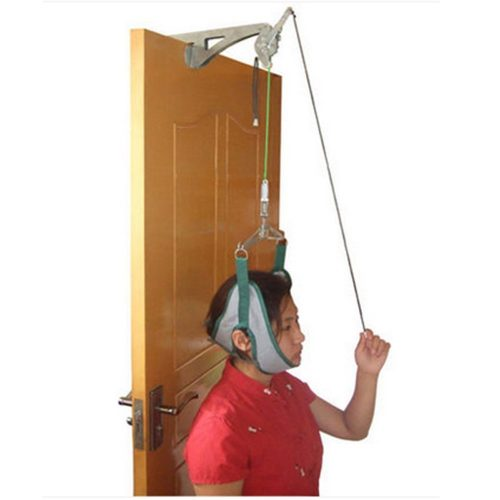 Genmine Over The Door Cervical Traction Device Set Unit