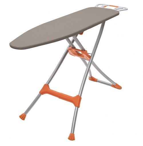 Homz Durabilt DX1500 Premium Steel Top Ironing Board