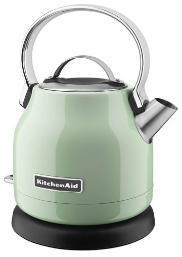 KitchenAid KEK1222PT 1.25-Liter Electric Kettle