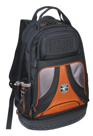 Klein Tools 55421BP-14 Tradesman Pro Organizer Backpack-Electrician Tool Bags