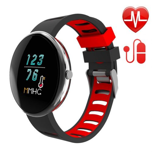 Letscom Fitness Tracker with Heart Rate Watch and Blood Pressure Monitor