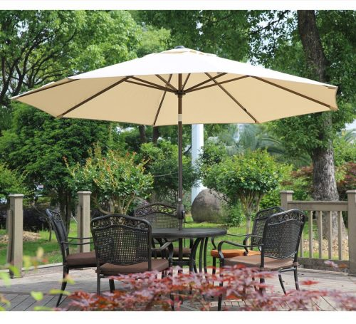 Abba Patio 11-Feet Outdoor Market Umbrella