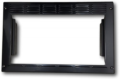 Advent PMWTRIM Trim Kit for MW900B and MW912B Black Built-in Microwave Oven