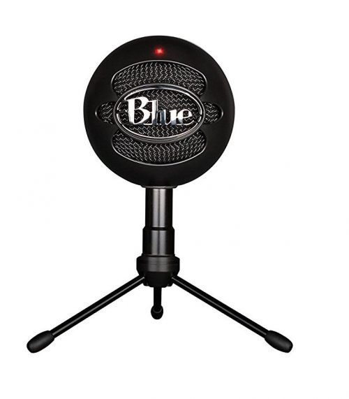 Blue Snowball iCE Condenser Microphone, Cardioid