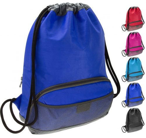 ButterFox Waterproof Swim PE Bag Gym Drawstring Sackpack Backpack