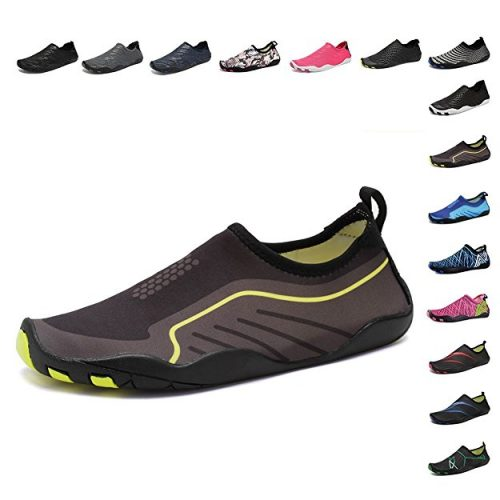 CIOR Water Shoes Men Women Aqua Shoes Barefoot Quick-Dry Swim Shoes