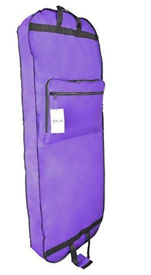 "DALIX 60"" Professional Garment Bag Cover for Suits Pants"