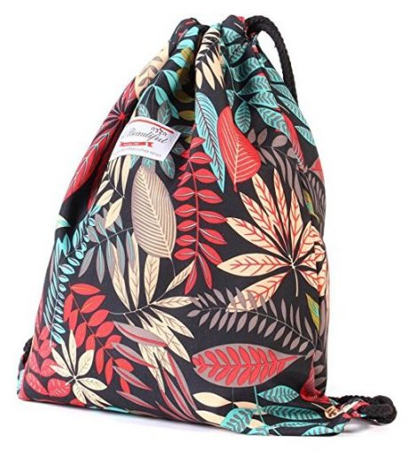 Drawstring Backpack Original Tote Bags