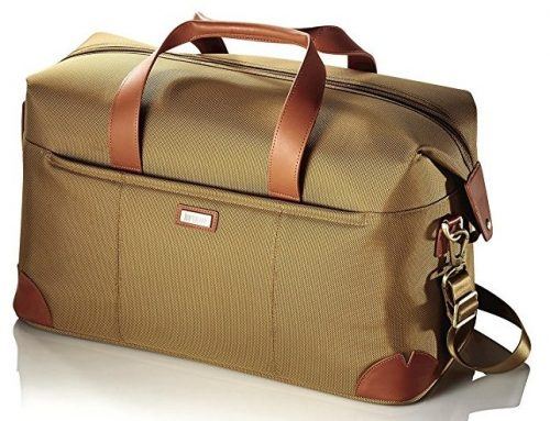 Hartmann Ratio Classic Deluxe Weekend Duffel