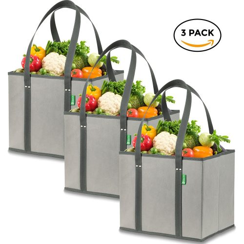 Reusable Grocery Shopping Box Bags-Shopping Bags
