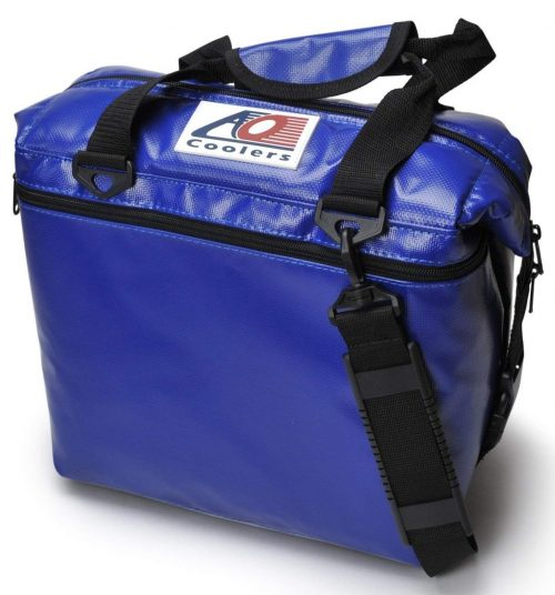 AO Coolers Water-Resistant Vinyl Soft Cooler with High-Density Insulation