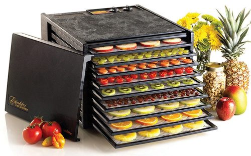 Excalibur 3926TB 9-Tray Electric Food Dehydrator-Food Dehydrators