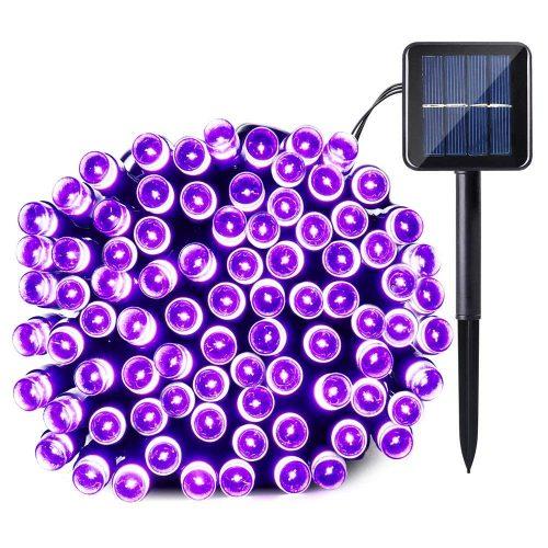 Qedertek Solar String Light, 33ft 100 LED 8 Modes Light