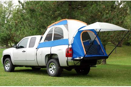 Sportz Truck Tent III for Full Size Regular Bed Trucks