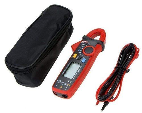 UNI-T UT210E RMS AC/DC LCD VFC Digital Zangenmultimeter Clamp Multimeter Tester