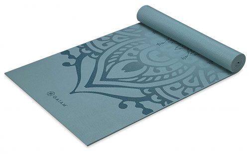 Gaiam Premium Print Yoga Mat