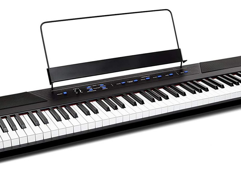 Alesis Recital - 88-Key Beginner Digital Piano/Keyboard