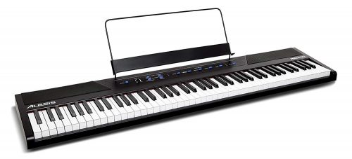 Alesis Recital - 88-Key Beginner Digital Piano/Keyboard-Electronic Keyboards