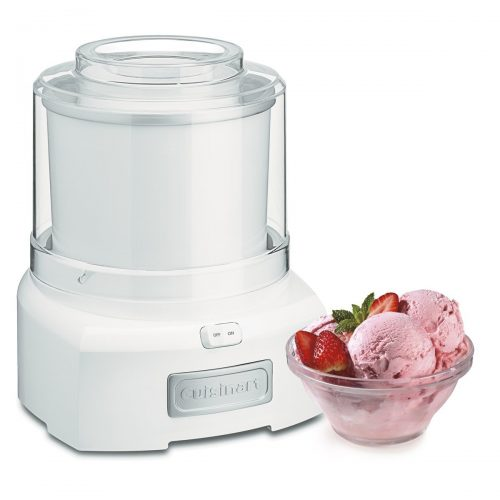 Cuisinart ICE-21 1.5 Quart Frozen Yogurt-Ice Cream Maker-Ice Cream Machines