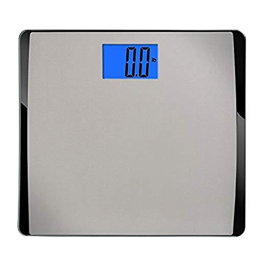 EatSmart Precision 550 Pound Extra-High Capacity Digital Bathroom Scale