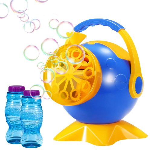 Bubble Machine, Geekper Automatic Bubble Blower Durable Bubble Maker