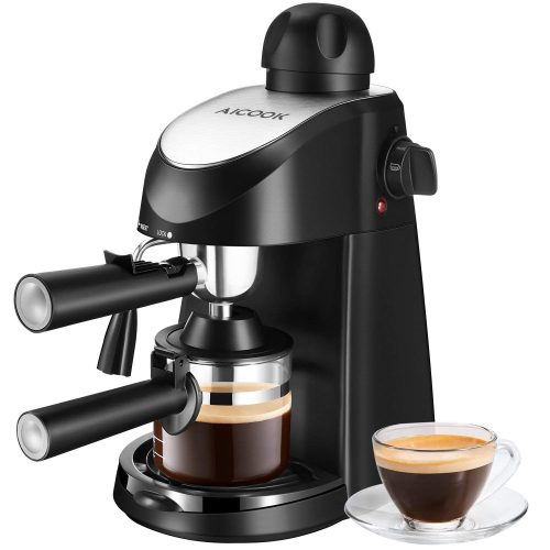 Espresso Machine, Aicook 3.5Bar Espresso Coffee Maker